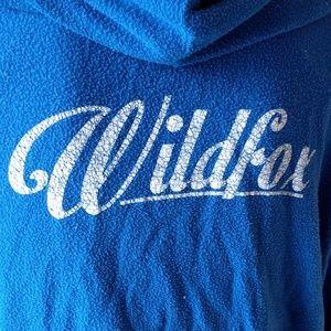 Wildfox Tops - SALE! Wildfox Signature Hooded Jumper